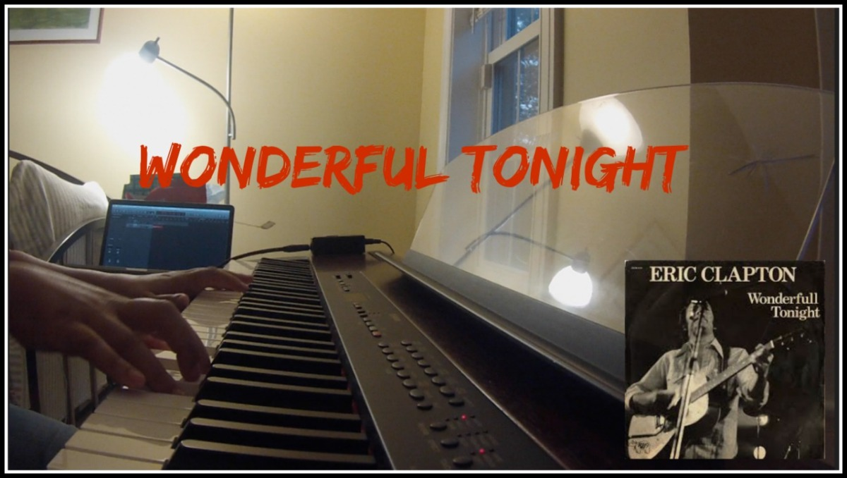 Wonderful Tonight- Eric Clapton