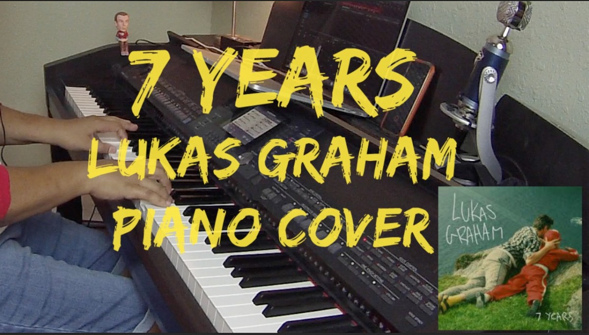 7 Years- Lukas Graham (Piano Cover by Jen Msumba)
