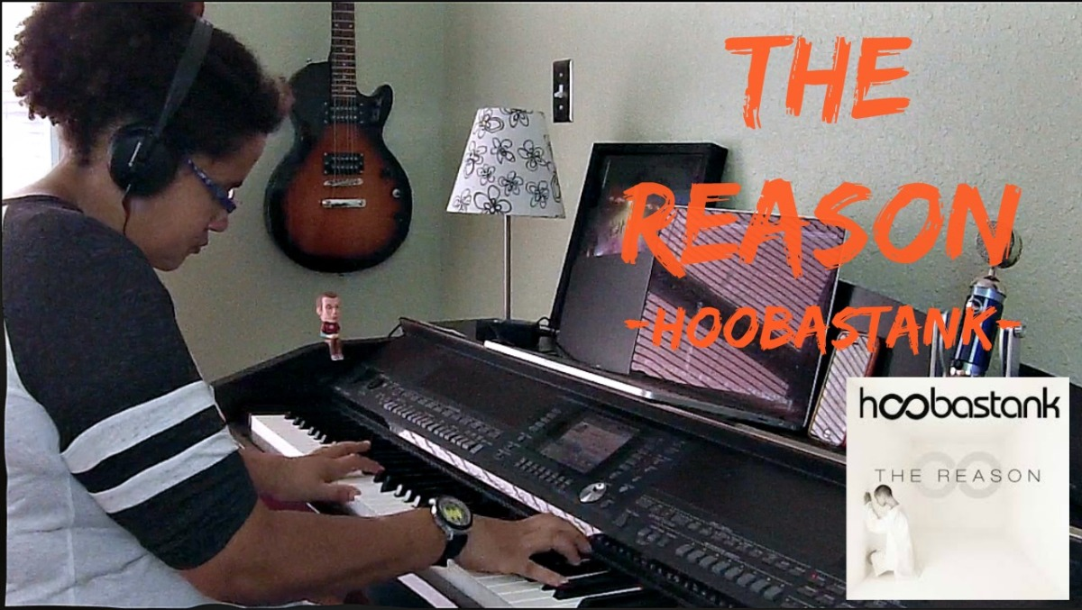 The Reason- Hoobastank (Piano Cover by Jen Msumba)