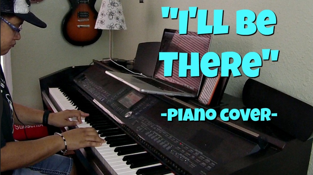 I'll Be There- Jackson 5 (Piano Cover by JenMsumba)