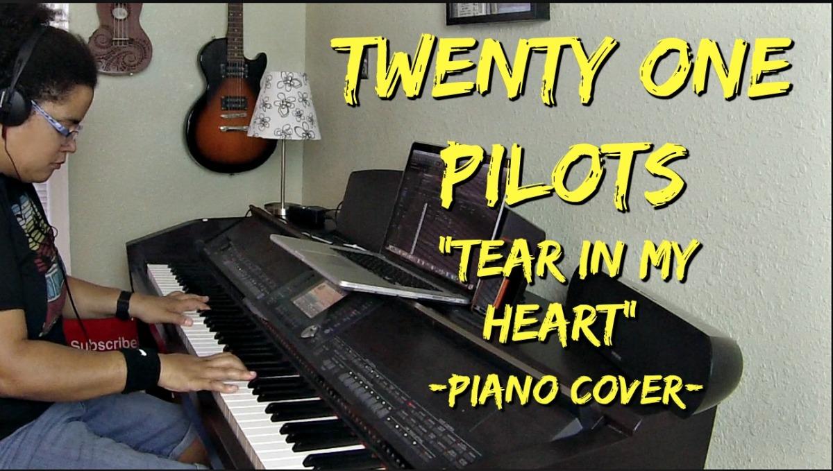 Tear In My Heart- Twenty One Pilots (Piano Cover by JenMsumba)