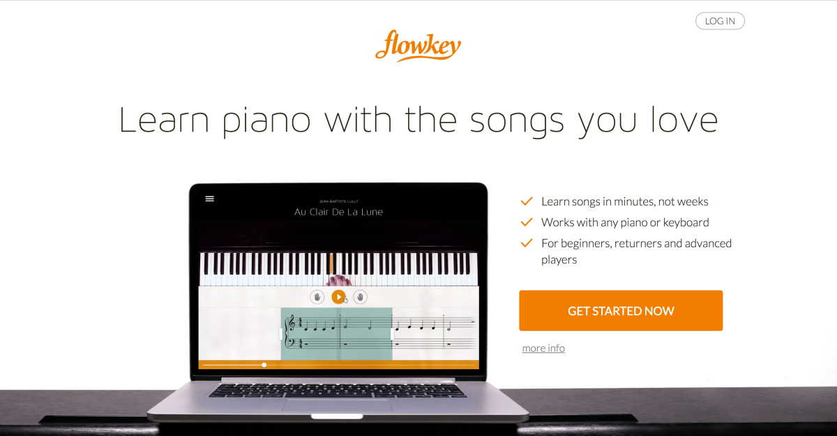 Flowkey- Learn Piano With The Songs You Love
